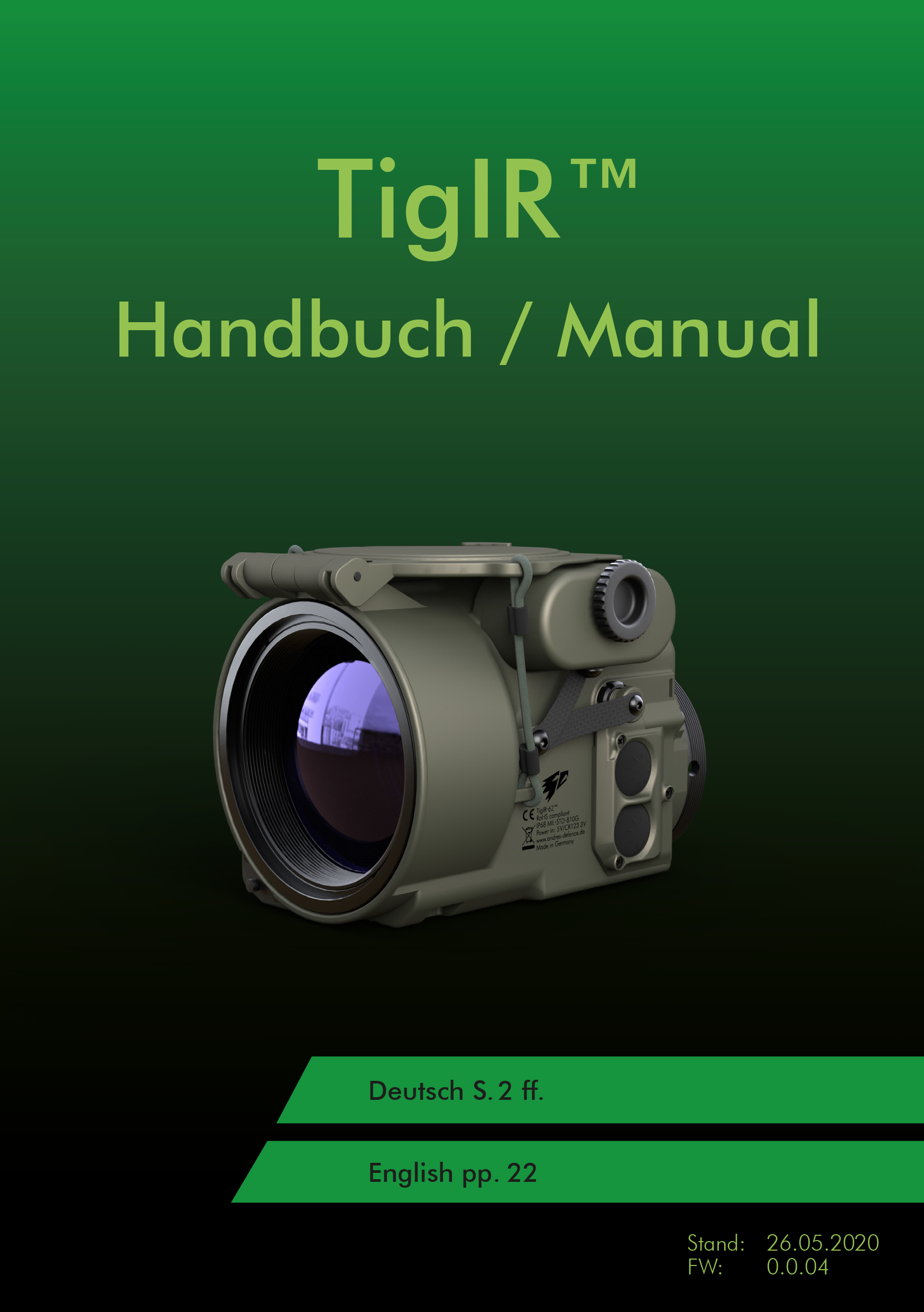 Version35TigIR-Handbuch_Cover